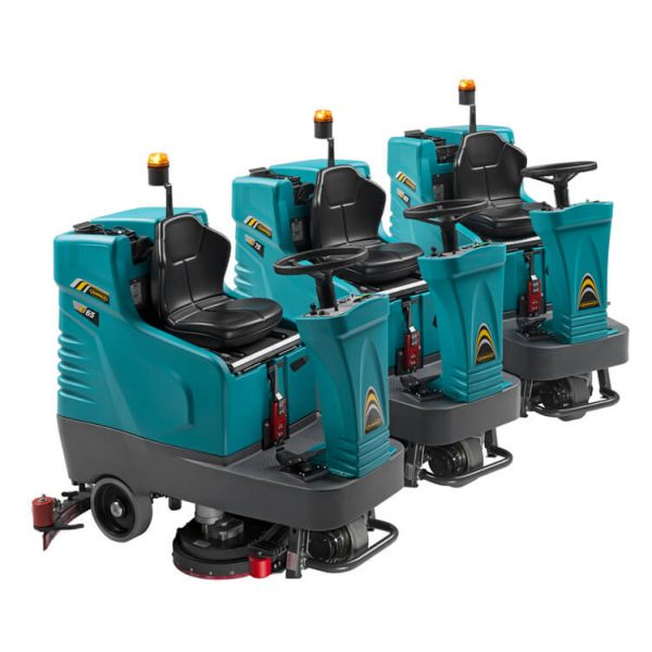 Eureka Scrubber Machines