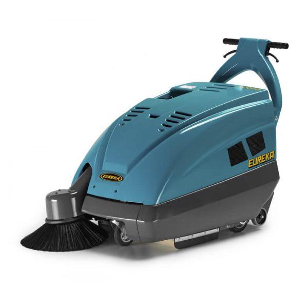 Eureka Ride-On Sweeper