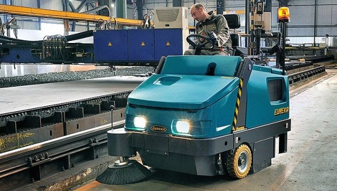 hire industrial cleaning equipment